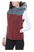Patagonia Bivy Hooded Vest Women drumfire red